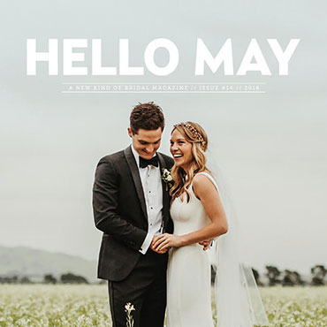 Hello May magazine cover