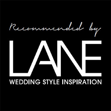 Recommended by LANE - Wedding Style Inspiration